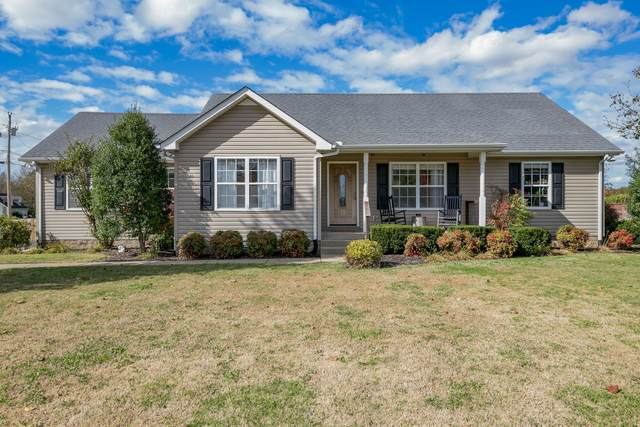 5918 Crab Apple Lane, Murfreesboro, TN 37127 (MLS #RTC2210141) :: Village Real Estate