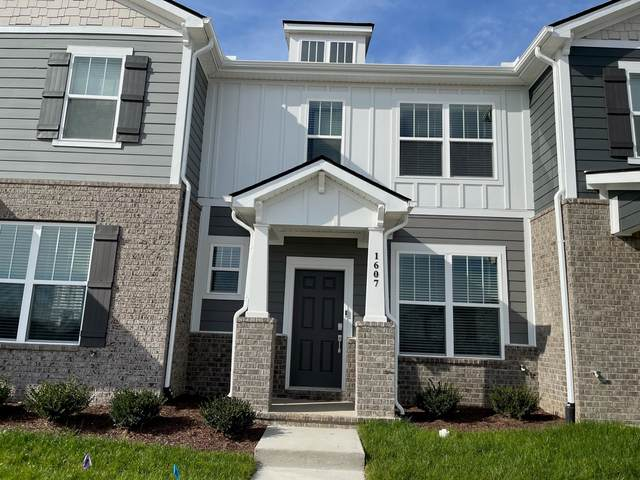 1705 Frodo Way, Murfreesboro, TN 37128 (MLS #RTC2210255) :: Village Real Estate