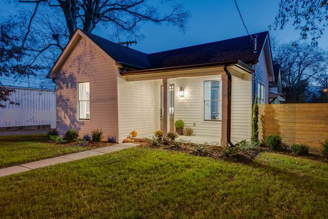 1207 Dallas Ave, Nashville, TN 37212 (MLS #RTC2210288) :: The Milam Group at Fridrich & Clark Realty