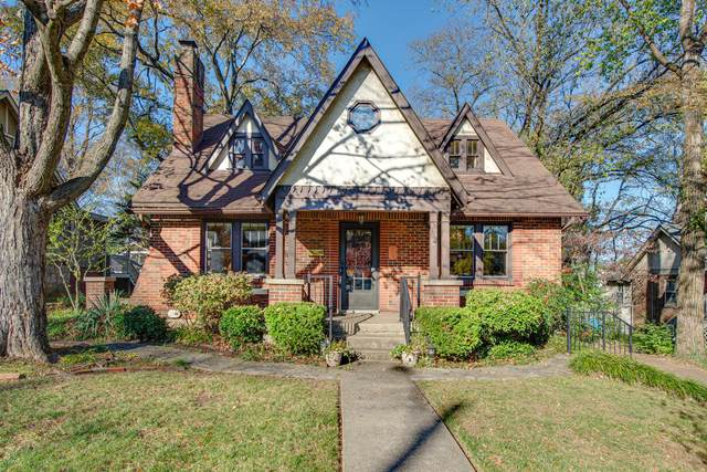 2810 Belcourt Ave, Nashville, TN 37212 (MLS #RTC2210300) :: Morrell Property Collective | Compass RE