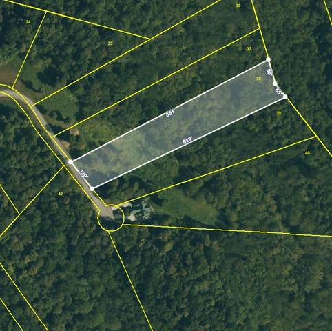 0 S. Hunters Landing Ln, Smithville, TN 37166 (MLS #RTC2210306) :: Village Real Estate