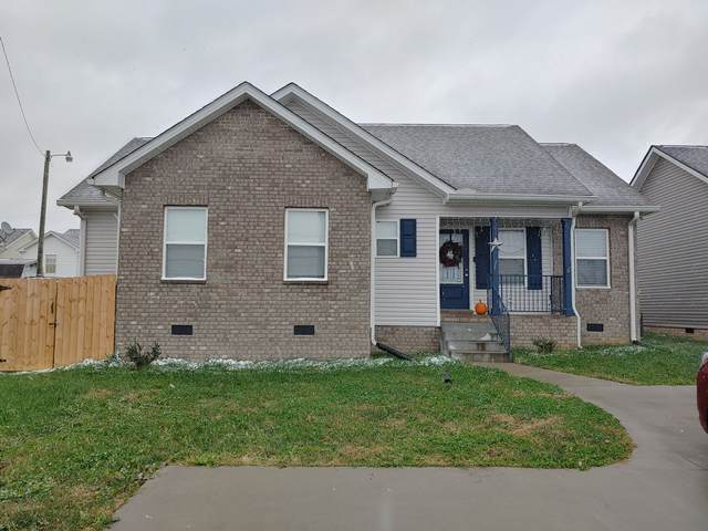 2340 S Main St, Springfield, TN 37172 (MLS #RTC2210315) :: Village Real Estate