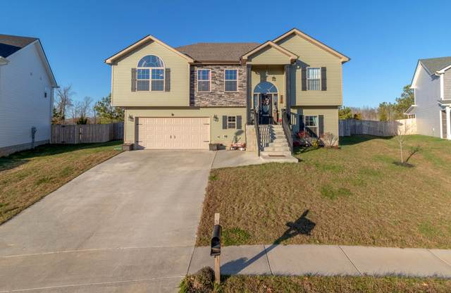 861 Rushing Dr, Clarksville, TN 37042 (MLS #RTC2210337) :: The Miles Team | Compass Tennesee, LLC