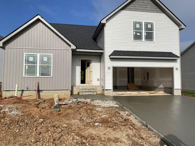 1053 Charles Thomas Dr, Clarksville, TN 37042 (MLS #RTC2210408) :: Nashville on the Move