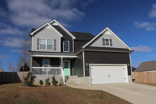 519 Medallion Cir, Clarksville, TN 37042 (MLS #RTC2210459) :: The Miles Team | Compass Tennesee, LLC