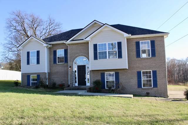 231 Harold Dr, Clarksville, TN 37040 (MLS #RTC2210514) :: Nashville Home Guru