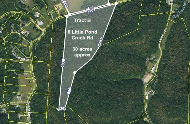 0 Little Pond Creek, Pegram, TN 37143 (MLS #RTC2210522) :: The Miles Team | Compass Tennesee, LLC