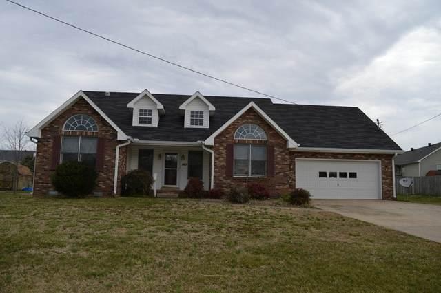143 Greenland Farms Dr, Clarksville, TN 37040 (MLS #RTC2210525) :: Nashville Home Guru