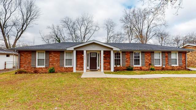 626 Albany Dr, Hermitage, TN 37076 (MLS #RTC2210563) :: Village Real Estate