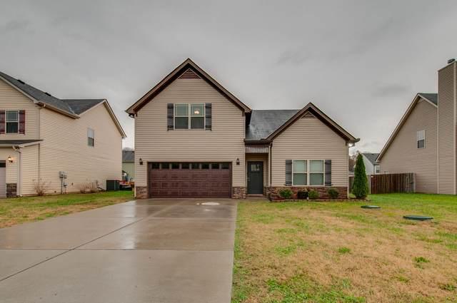 1116 Selous Drive, Murfreesboro, TN 37128 (MLS #RTC2210673) :: Five Doors Network