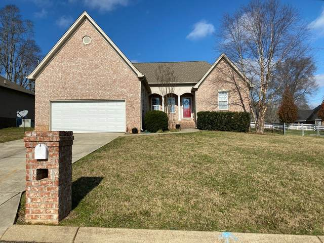 206 Jordan Ave, Shelbyville, TN 37160 (MLS #RTC2210686) :: Five Doors Network