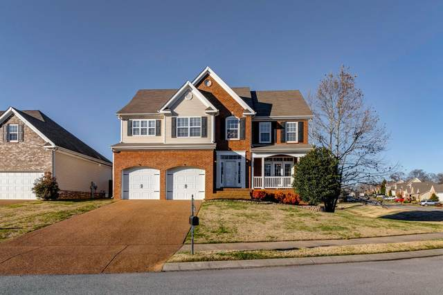 1137 Cynthia Ln, Spring Hill, TN 37174 (MLS #RTC2210695) :: The Milam Group at Fridrich & Clark Realty