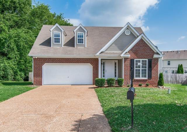 1408 Augustine Ct, Thompsons Station, TN 37179 (MLS #RTC2210809) :: The Group Campbell