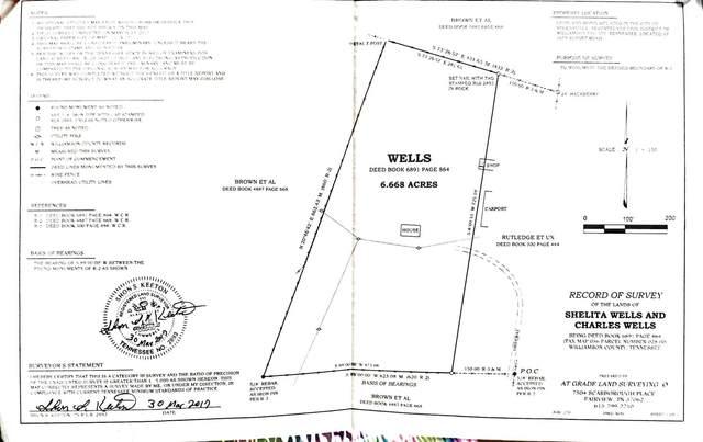 1674 Sunset Rd, Brentwood, TN 37027 (MLS #RTC2210829) :: Five Doors Network