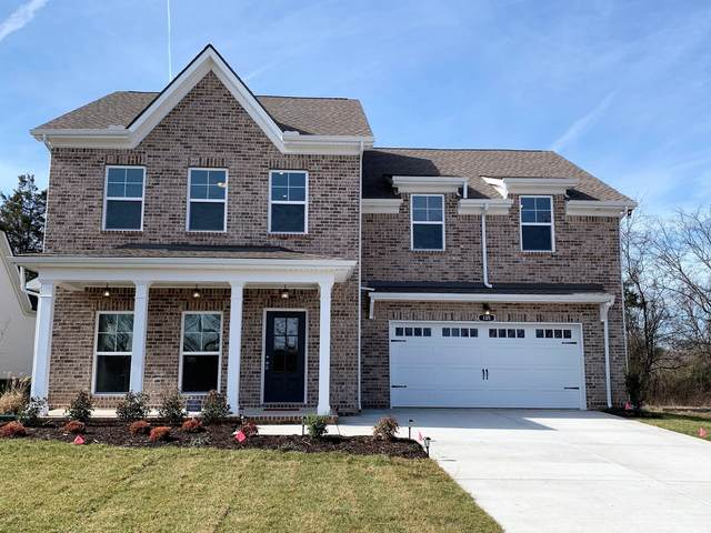 105 Beulah Rose Drive #117, Murfreesboro, TN 37128 (MLS #RTC2210840) :: RE/MAX Homes And Estates
