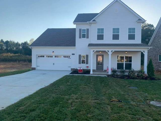 327 Beulah Rose Dr, Murfreesboro, TN 37128 (MLS #RTC2210842) :: The Group Campbell