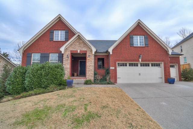439 Valley Spring Dr, Mount Juliet, TN 37122 (MLS #RTC2210891) :: RE/MAX Homes And Estates