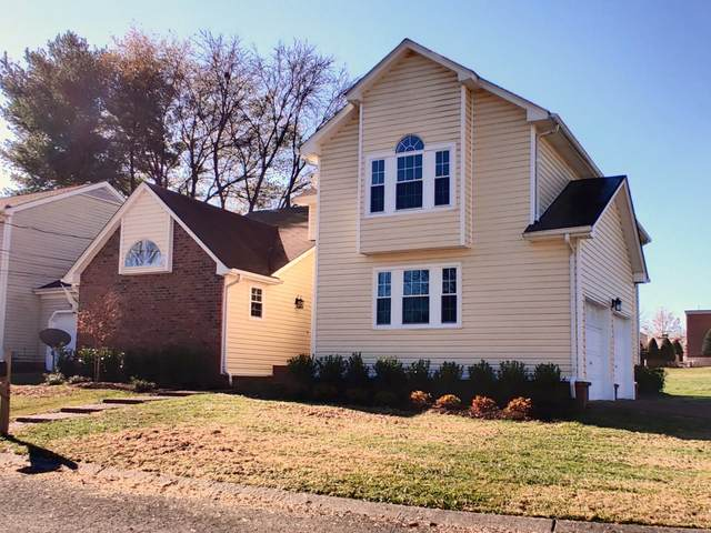 100 White Oak Ct, Hendersonville, TN 37075 (MLS #RTC2210903) :: Five Doors Network