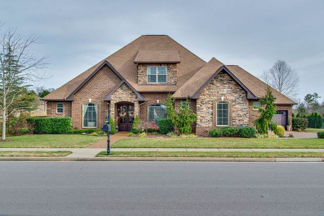 304 Bournemouth Ln, Hermitage, TN 37076 (MLS #RTC2210923) :: The Miles Team | Compass Tennesee, LLC
