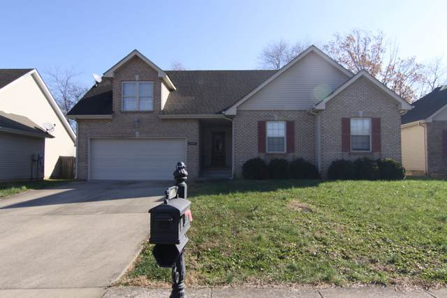 2549 Centerstone Cir, Clarksville, TN 37040 (MLS #RTC2210960) :: Christian Black Team