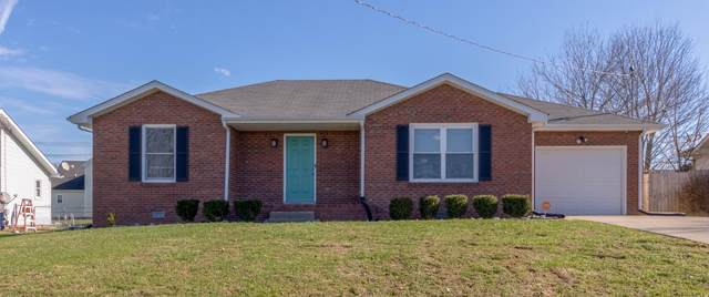 1217 Crystal Dr, Clarksville, TN 37042 (MLS #RTC2211017) :: Your Perfect Property Team powered by Clarksville.com Realty