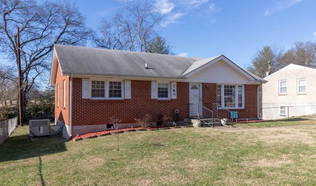 780 Hayden Dr, Clarksville, TN 37043 (MLS #RTC2211020) :: Adcock & Co. Real Estate