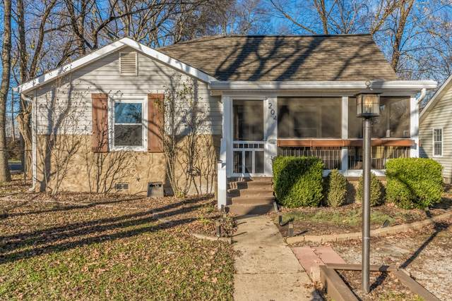 204 Hollywood St, Goodlettsville, TN 37072 (MLS #RTC2211095) :: The Miles Team | Compass Tennesee, LLC