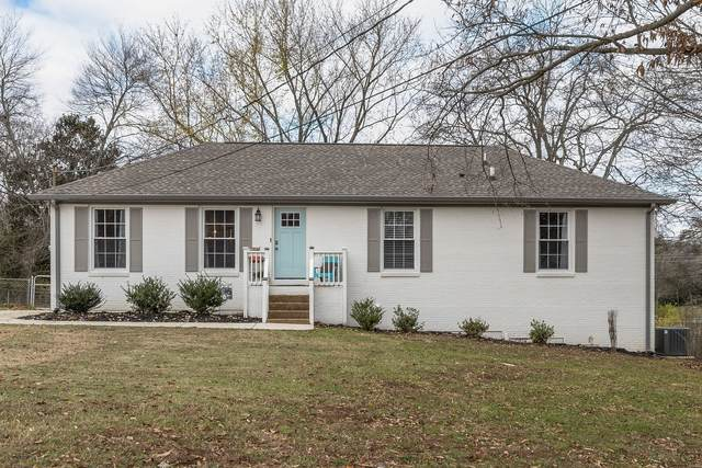 927 Johnson St, Gallatin, TN 37066 (MLS #RTC2211129) :: Village Real Estate