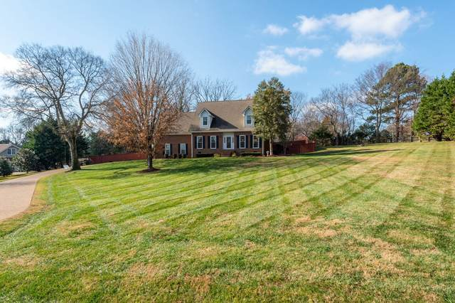 4001 Oxford Glen Dr, Franklin, TN 37067 (MLS #RTC2211179) :: Nashville on the Move