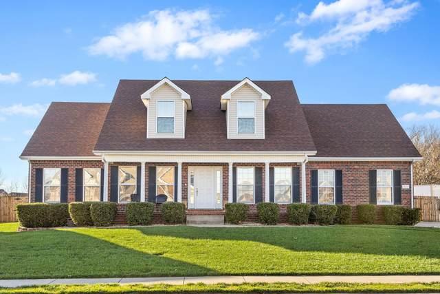 1036 Glenhurst Way, Clarksville, TN 37040 (MLS #RTC2211241) :: The Helton Real Estate Group