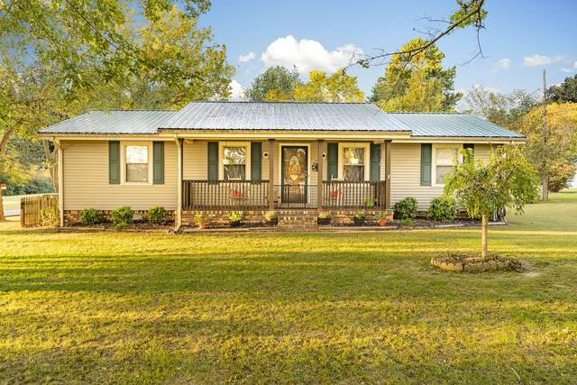 546 Weakley Creek Rd, Lawrenceburg, TN 38464 (MLS #RTC2211317) :: Nashville on the Move