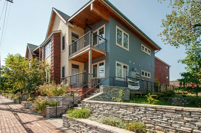 1325 5th Ave N #24, Nashville, TN 37208 (MLS #RTC2211348) :: Morrell Property Collective | Compass RE