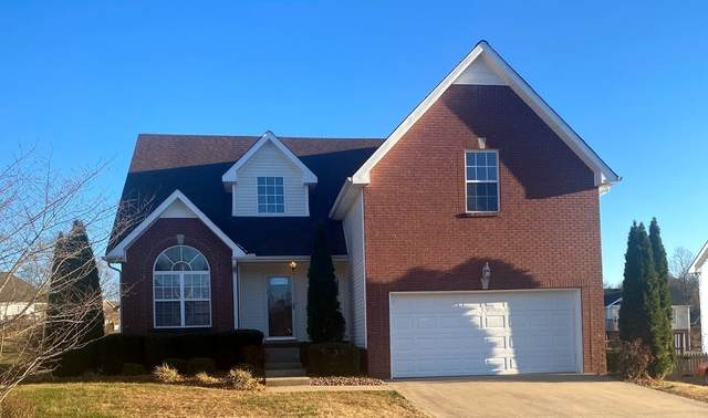 3336 Victoria Ct, Clarksville, TN 37043 (MLS #RTC2211377) :: Village Real Estate