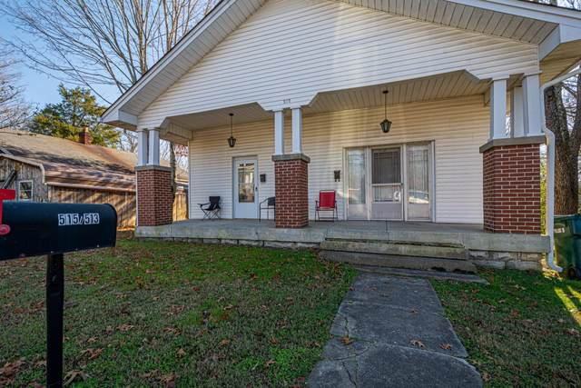 513 Washington St E, Pulaski, TN 38478 (MLS #RTC2211385) :: RE/MAX Homes And Estates