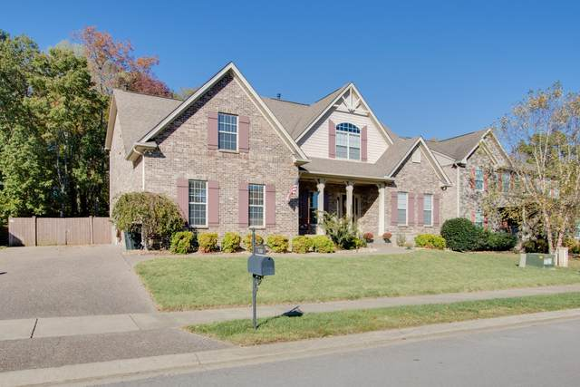 123 Fountain Brooke Dr, Hendersonville, TN 37075 (MLS #RTC2211402) :: Five Doors Network
