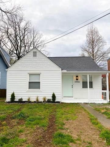2405A Brasher Ave, Nashville, TN 37206 (MLS #RTC2211414) :: Village Real Estate