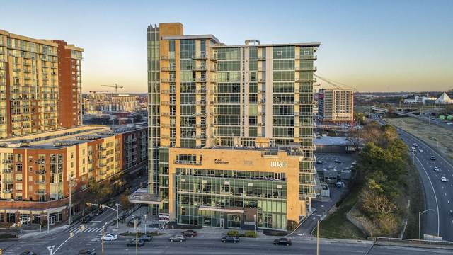 700 12th Ave S #1009, Nashville, TN 37203 (MLS #RTC2211417) :: The Helton Real Estate Group