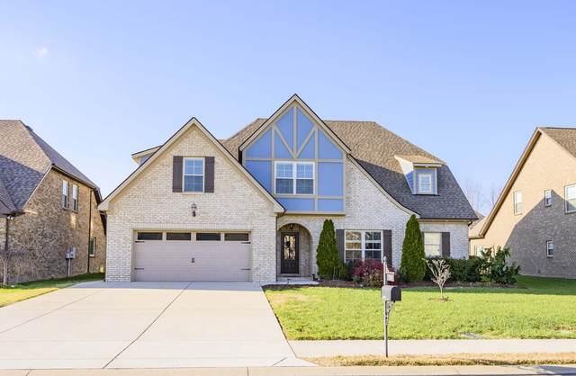 1249 Hensfield Dr, Murfreesboro, TN 37128 (MLS #RTC2211418) :: Village Real Estate