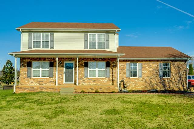 1001 Venison Ln, Clarksville, TN 37043 (MLS #RTC2211421) :: The Helton Real Estate Group