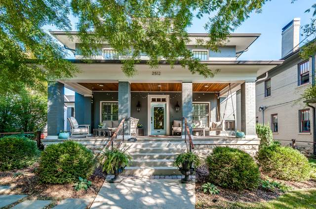 2512 Belmont Blvd, Nashville, TN 37212 (MLS #RTC2211425) :: Nashville on the Move