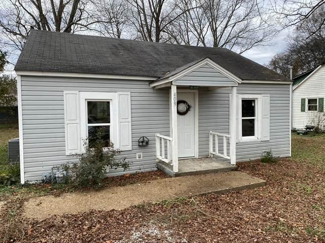 409 Laura Ave, Winchester, TN 37398 (MLS #RTC2211485) :: Five Doors Network