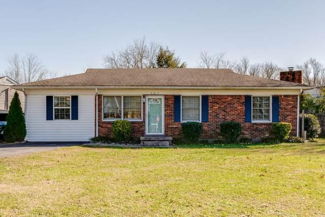 505 E Park Ave, Gallatin, TN 37066 (MLS #RTC2211625) :: RE/MAX Homes And Estates