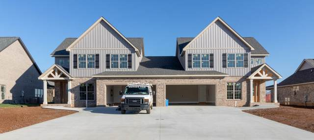 1093 Veridian Drive Unit 4B 4B, Clarksville, TN 37043 (MLS #RTC2211640) :: The Helton Real Estate Group