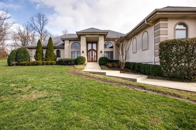 720 Valhalla Ln, Brentwood, TN 37027 (MLS #RTC2211707) :: The Milam Group at Fridrich & Clark Realty