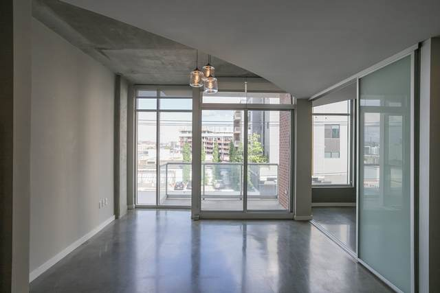 600 12th Ave S #509, Nashville, TN 37203 (MLS #RTC2211718) :: Fridrich & Clark Realty, LLC