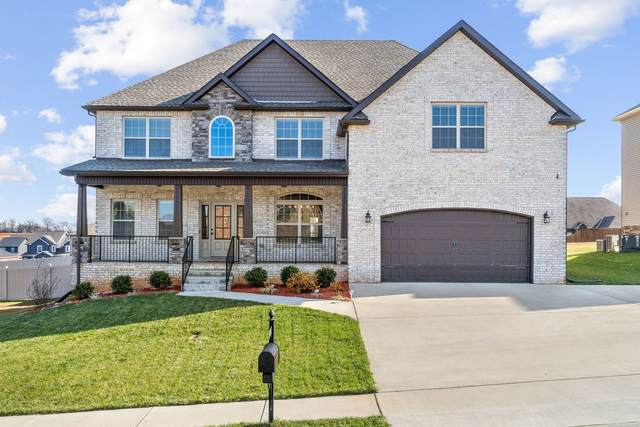 305 Melbourne Ct, Clarksville, TN 37043 (MLS #RTC2211742) :: The Helton Real Estate Group