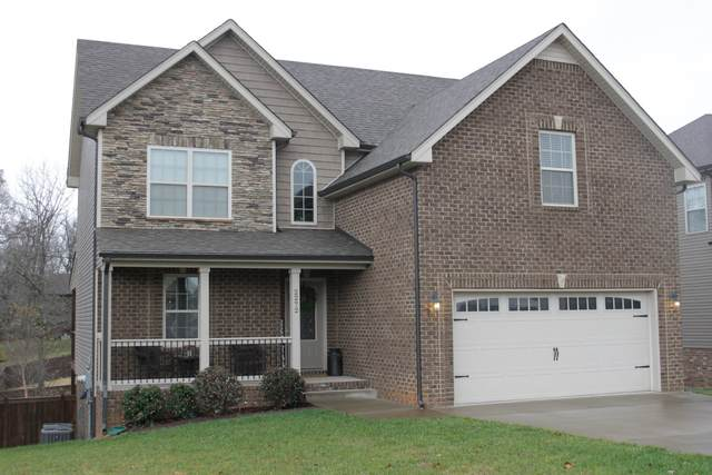 2272 Ellington Gait Dr, Clarksville, TN 37043 (MLS #RTC2211802) :: Ashley Claire Real Estate - Benchmark Realty
