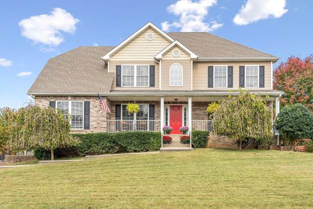 1011 Trevor Dr, Clarksville, TN 37043 (MLS #RTC2212099) :: Christian Black Team