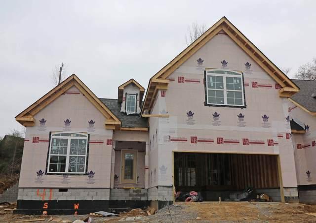 843 Bloomdale Trace, Hermitage, TN 37076 (MLS #RTC2212423) :: Village Real Estate