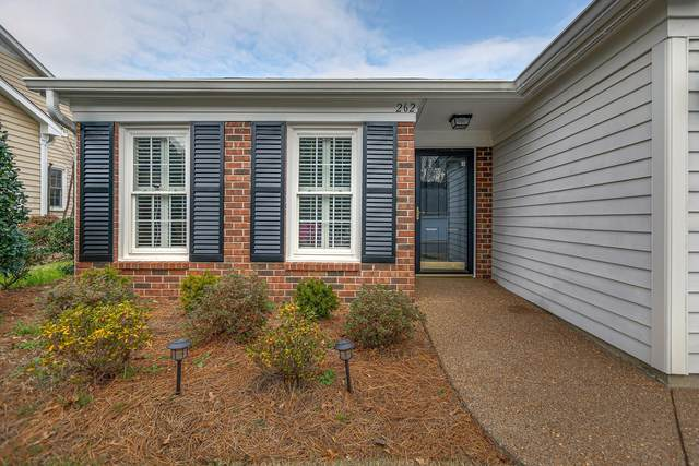 262 Cana Circle, Nashville, TN 37205 (MLS #RTC2212510) :: Real Estate Works